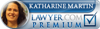 Katharine Martin  Lawyer Badge