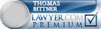 Thomas A Bittner  Lawyer Badge