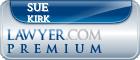 Sue Kirk  Lawyer Badge