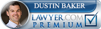 Dustin Abraham Baker  Lawyer Badge