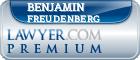 Benjamin E Freudenberg  Lawyer Badge
