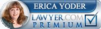 Erica Lynn Yoder  Lawyer Badge