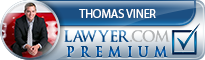 Thomas John Viner  Lawyer Badge