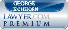 George Scott Eichhorn  Lawyer Badge