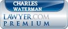 Charles Dana Waterman  Lawyer Badge