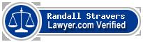 Randall Craig Stravers  Lawyer Badge