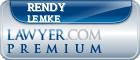 Rendy Sell Lemke  Lawyer Badge