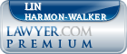 Lin Harmon-Walker  Lawyer Badge