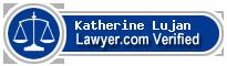 Katherine E. M. Lujan  Lawyer Badge