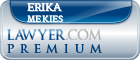 Erika Akeson Mekies  Lawyer Badge