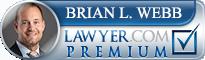 Brian L. Webb  Lawyer Badge