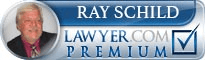 Raymond Douglas Schild  Lawyer Badge