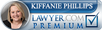 Kiffanie Ann Phillips  Lawyer Badge