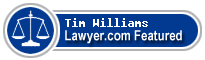 Tim Williams  Lawyer Badge