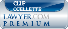 Clif Ouellette  Lawyer Badge