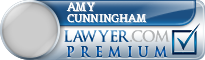 Amy Cunningham  Lawyer Badge
