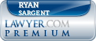 Ryan John Sargent  Lawyer Badge