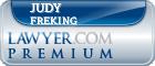 Judy L. Freking  Lawyer Badge
