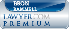Bron Michael Rammell  Lawyer Badge