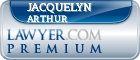 Jacquelyn K. Arthur  Lawyer Badge
