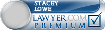 Stacey Kay Lowe  Lawyer Badge