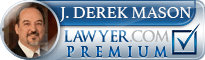 James Derek Mason  Lawyer Badge