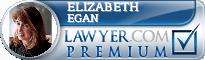 Elizabeth Farrar Egan  Lawyer Badge