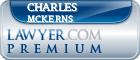 Charles Joseph Mckerns  Lawyer Badge