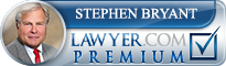 Stephen Arthur Bryant  Lawyer Badge