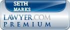 Seth Jackson Marks  Lawyer Badge