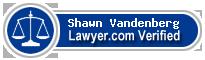 Shawn Vandenberg  Lawyer Badge