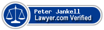 Peter Jay Jankell  Lawyer Badge
