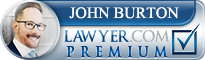 John Schul Burton  Lawyer Badge