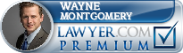 Wayne Barry Montgomery  Lawyer Badge