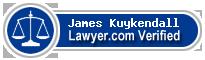James Sloan Kuykendall  Lawyer Badge
