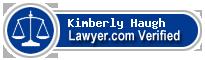 Kimberly Culbertson Haugh  Lawyer Badge