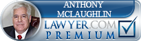 Anthony William McLaughlin  Lawyer Badge
