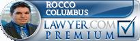 Rocco Philip Thomas Columbus  Lawyer Badge