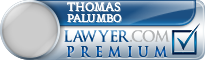 Thomas Matthew Palumbo  Lawyer Badge