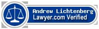 Andrew Lew Lichtenberg  Lawyer Badge