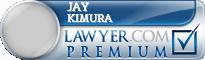 Jay T. Kimura  Lawyer Badge