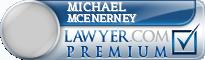 Michael T. McEnerney  Lawyer Badge