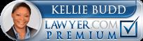 Kellie Maxine Louise Budd  Lawyer Badge