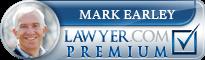 Mark Lawrence Earley  Lawyer Badge