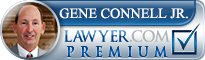 Gene McCain Connell  Lawyer Badge