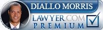 Diallo Kobie Morris  Lawyer Badge
