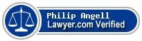 Philip A. Angell  Lawyer Badge