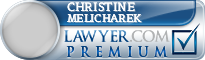 Christine A. Melicharek  Lawyer Badge