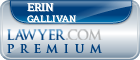 Erin H. Gallivan  Lawyer Badge
