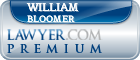 William J. Bloomer  Lawyer Badge